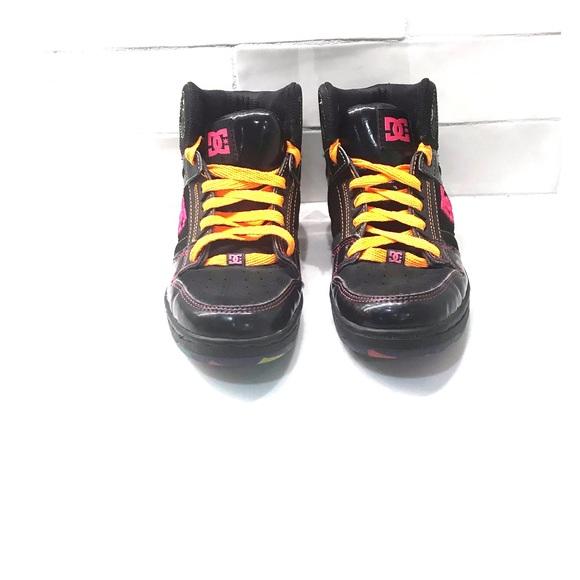 Womens DC E Tribeka SE Black /& Cheetah Animal Print Shoes Sneakers NIB NEW Sizes
